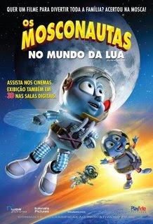 Download Os Mosconautas no Mundo da Lua Dublado Grátis