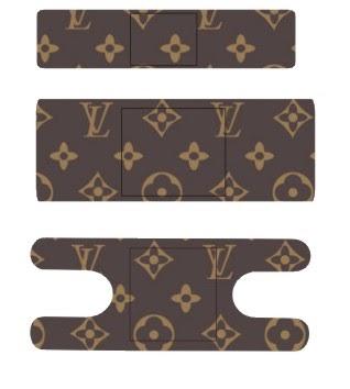 Louis Vuitton Band Aid Viva Fashion