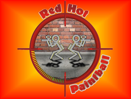 RED HOT PAINTBALL