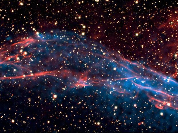 Supernova remnant RCW 86, a super-efficient particle accelerator!