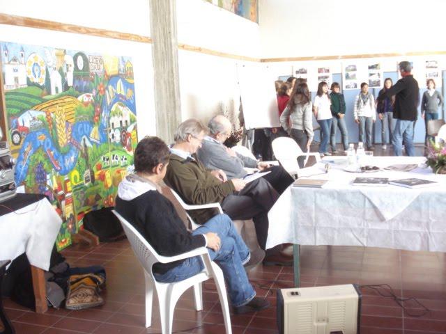 SEMANA CELEBRATORIA DEL 122 ANIVERSARIO LICEAL. SEMINARIO LUNES 7 JUNIO... APERTURA... coro liceal.