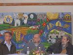 Celebrando los 122 años del LICEO DAU, Seminario con Capandeguy, Marsiglia y Peluffo