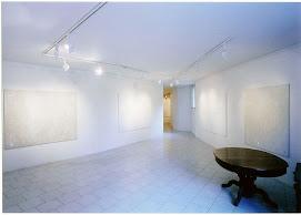 Bílá,Galerie Pecka, 1998