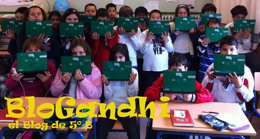 C.E.I.P. GANDHI - Blogandhi