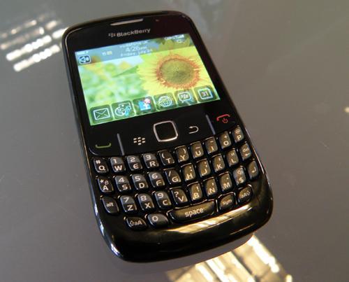 BlackBerry Curve 8530 Spesifikasi dan Harga Indonesia