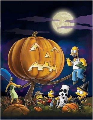 los simpson halloween