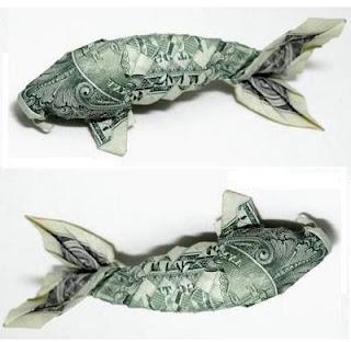 Mancing Ikan Uang