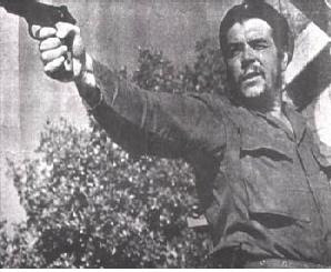Paul Davis On Crime: Comical Che Guevara at the Bay of Pigs Invasion