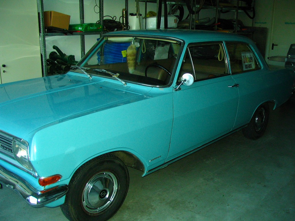 Opel Rekord A & B: For Sale: