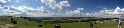 Dunstable Downs Panorama