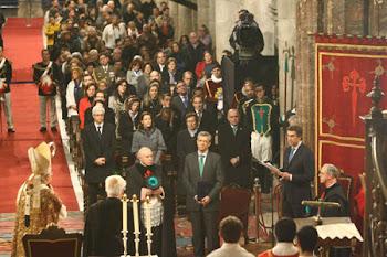 TRASLACIÓN RESTOS APOSTOL 2010