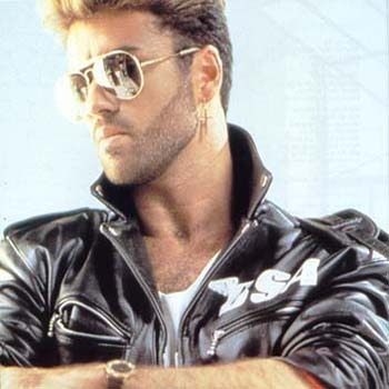 3) Next on our list is music sensation George Michael. Michael started out ...