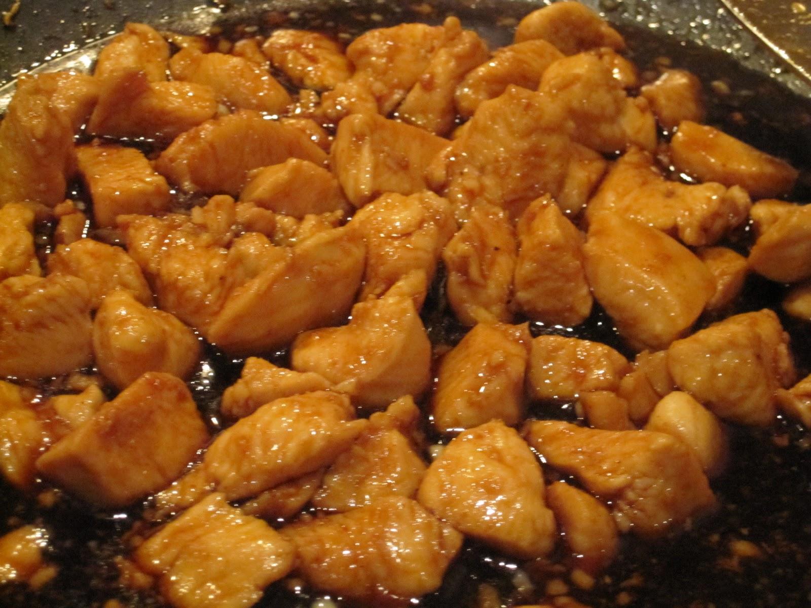 Szechuan Chicken | Recipes Recipe