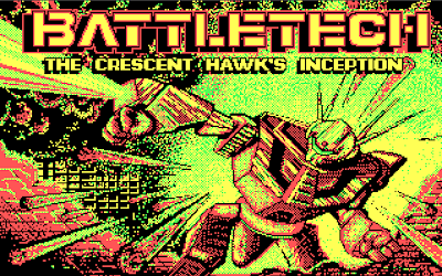 Battletech Crescent Hawks Inception