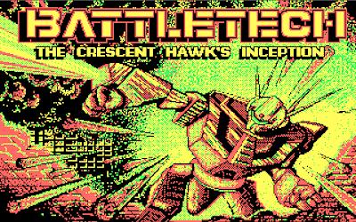 Battletech Crescent Hawks Inception