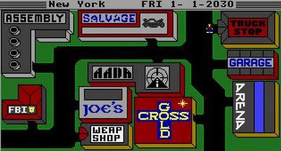 Auto Duel screenshot