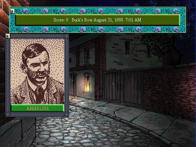 Jack the Ripper screenshot