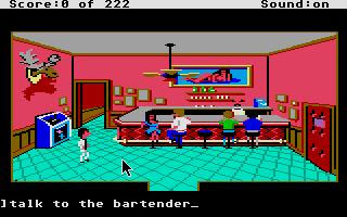 Leisure Suit Larry 1 screenshot