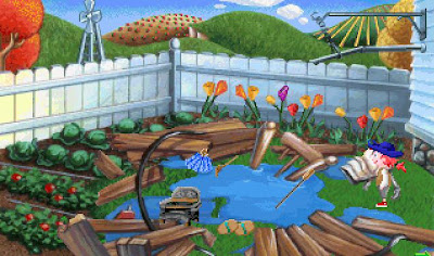 Peppers Adventures in Time screenshot