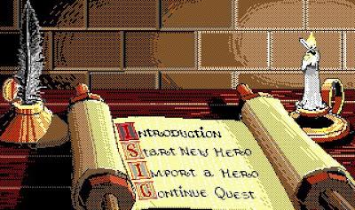 Quest for Glory 2 screenshot