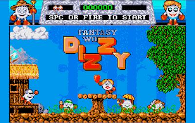 Dizzy Fantasy World