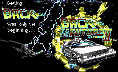 Back to the Future Part 2 screenshot