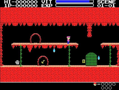 The Goonies PC game screenshot