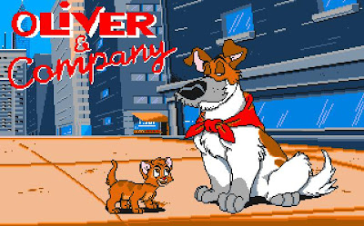 Oliver and Company PC game screenshot
