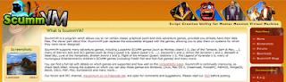 ScummVM homepage
