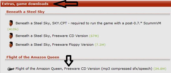Game download