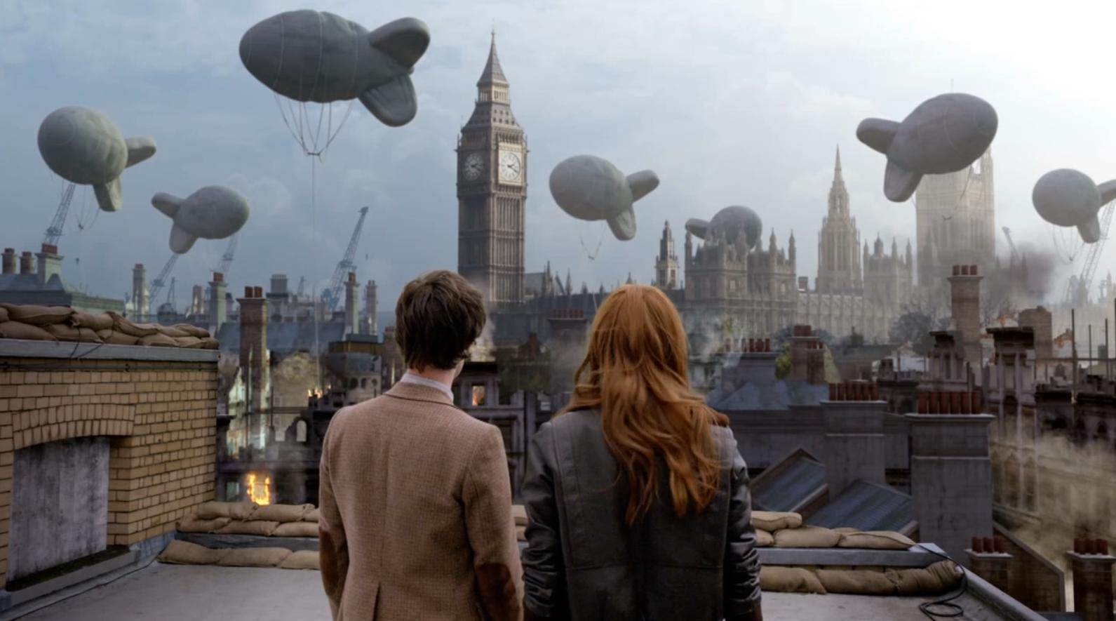 Image result for victory of the daleks london