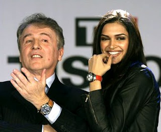 Tissot appoints Deepika Padukone as its first Indian ambassador