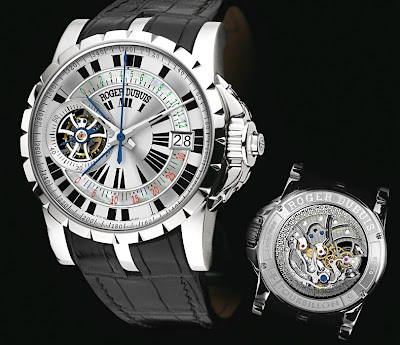 Richemont Acquires Controlling Interest in Roger Dubuis