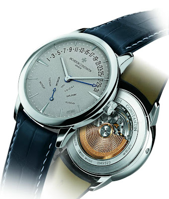Vacheron Constantin Collection Excellence Platine Patrimony Double Retrograde