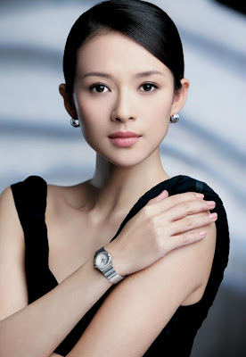 Zhang Ziyi Joins Omega as Brand Ambassador