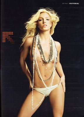 Britney Spears In Lingerie For Maxim Germany 04/09