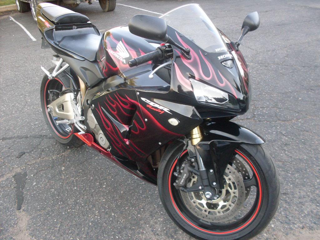 2005 600rr