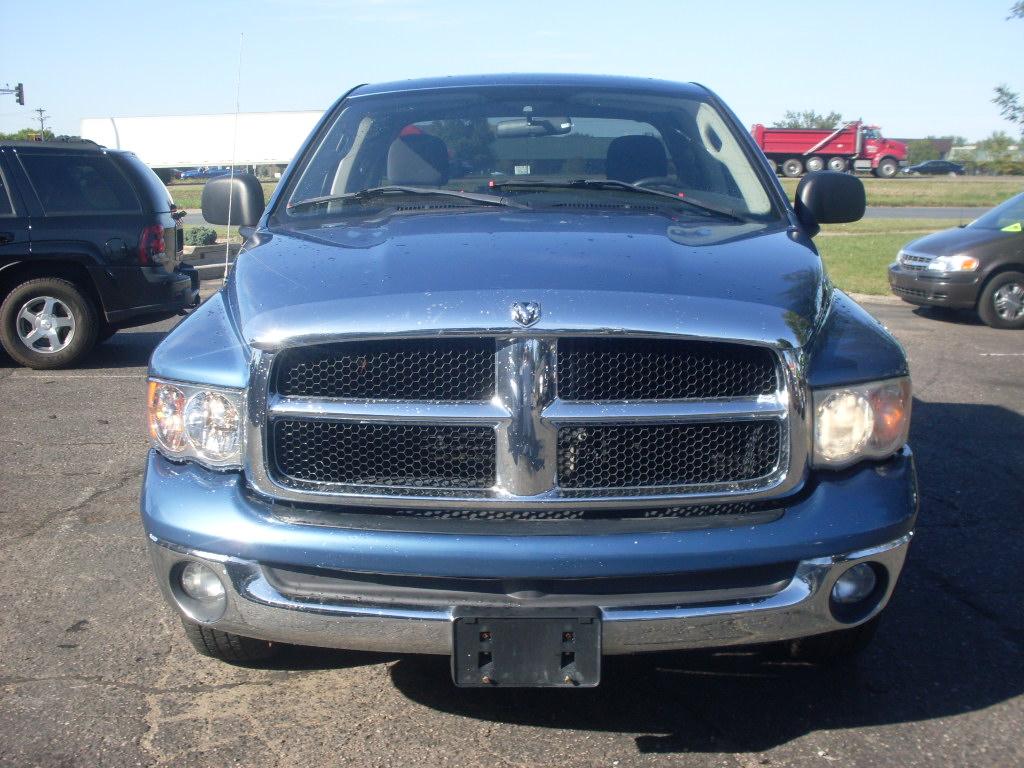 Ride Auto  2003 Dodge Ram 1500 2wd Blue