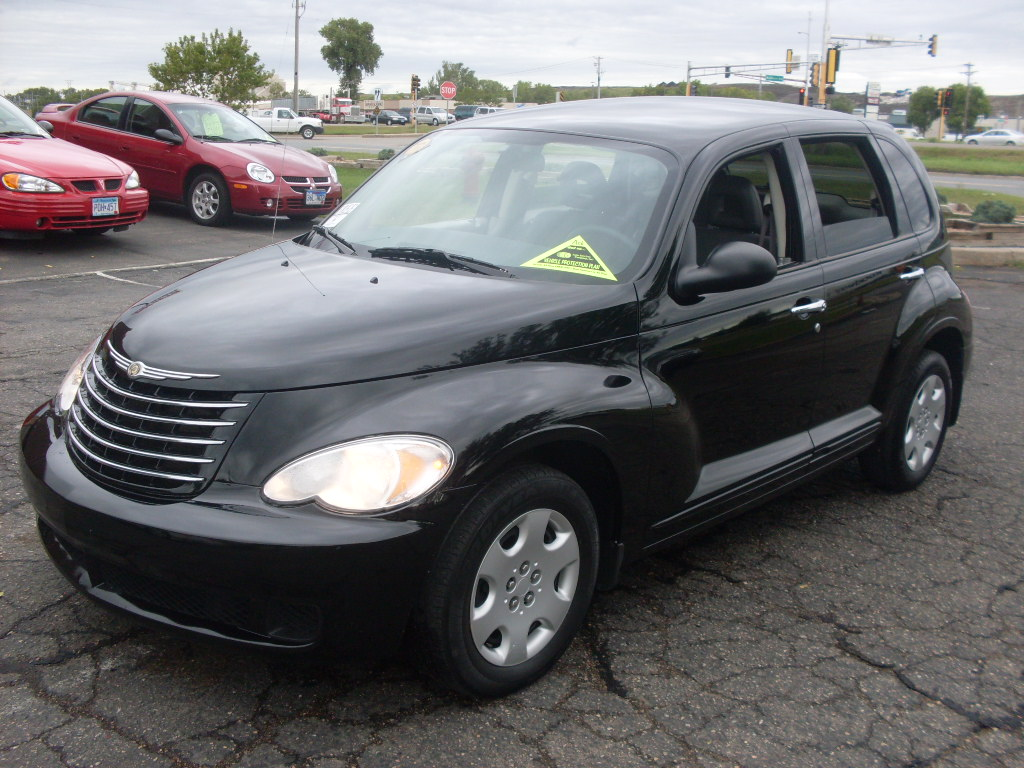 Ride Auto 2007 Chrysler Pt Cruiser Hatchback Wagon