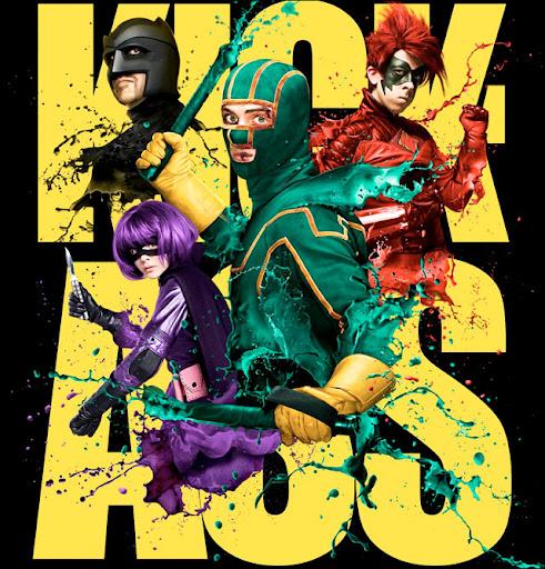 kick ass poster arte