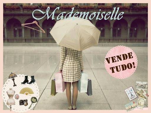 Mademoiselle Vende Tudo! Loja Virtual