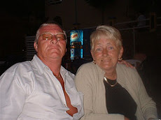 My Late Wife Millie and myself.