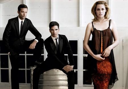 Burst in Style: Kristen Stewart Blonde & Grown-Up In Vogue ...