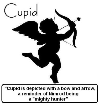 Who Is That Angelical Cupid Tammuz Nimrod The Manifestation