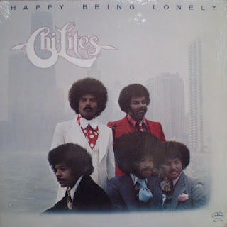 CHI-LITES - Happy Being Lonely (1976)