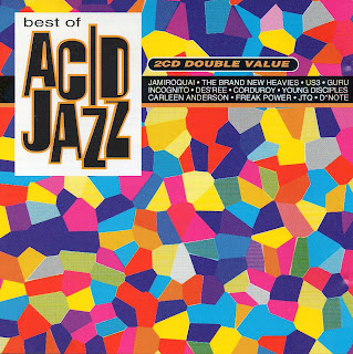 If its soulful various best of acid jazz vol 1 for Best acid house albums