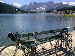 Misurina, a les Dolomites