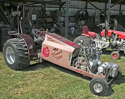munster mower