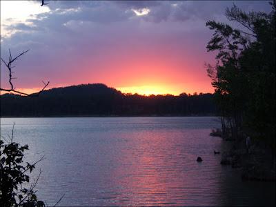 lake, big lake