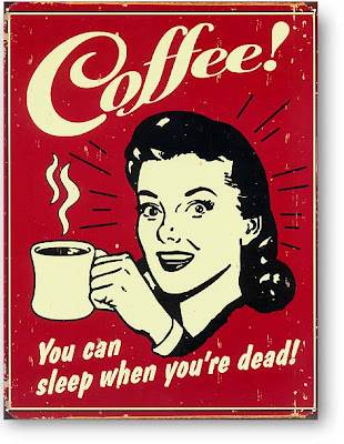 coffee sleep dead